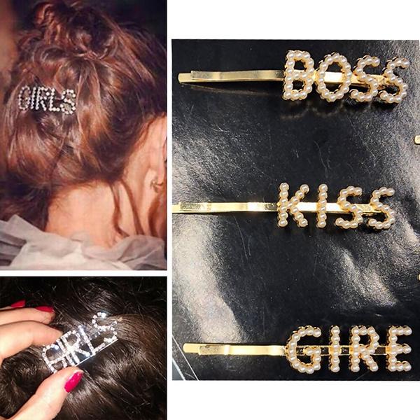 hairdecoration, hair, pearlhairclip, rhinestonehairpin
