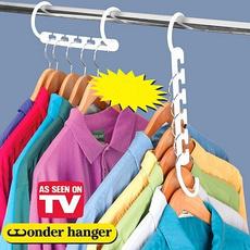 Hangers, Magic, Closet, Space
