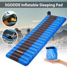 inflatablebed, waterproofsleepingmat, Outdoor, camping