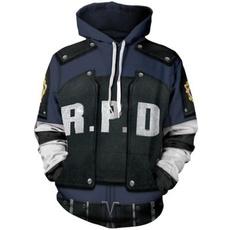 residentevilhoodie, 3D hoodies, Casual Hoodie, residentevil