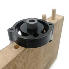 jig, selfcenteringdrill, woodpanelholepuncher, Pocket