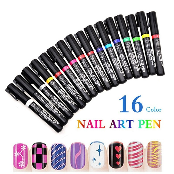 nailmarkersketch, nailpenonestep, art, Beauty