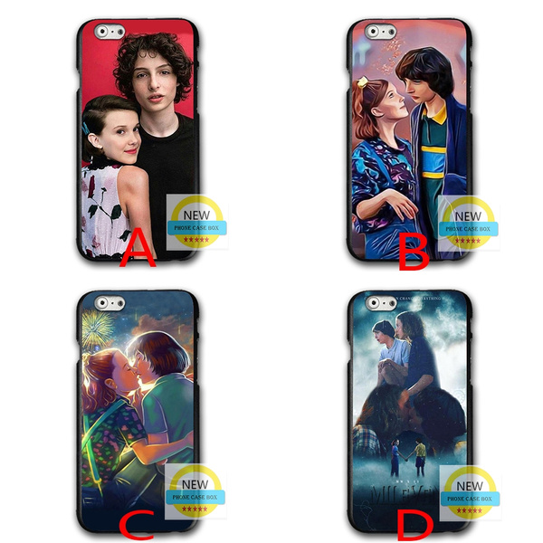 Designs Stranger Things Iphone 6 6s 7 7plus 8 8plus Case,For Iphone XR Samsung Huawei Hard Plastics Phone Protective Case | Wish