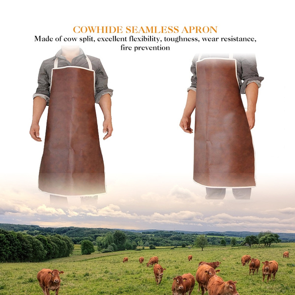 weldingapron, apron, Equipment, genuine leather