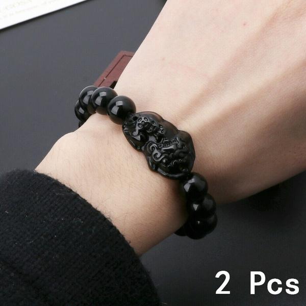 pixiu, blackbead, Jewelry, Bangle