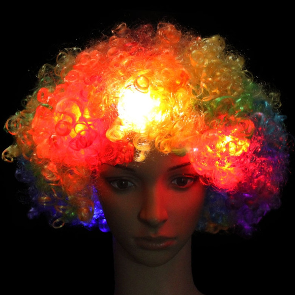 wig, Cosplay, Curly, Masquerade