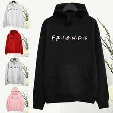 hoody sweatshirt, Pocket, Plus Size, hooded