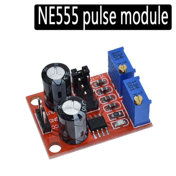 Adjustable, ne555, pulsemodule, Module