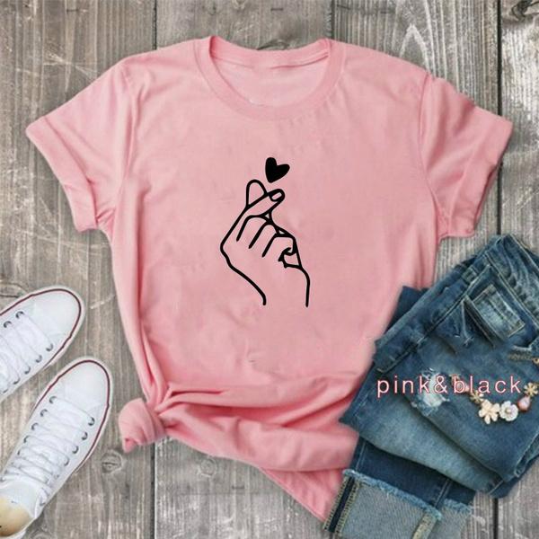 short sleeves, Summer, Fashion, Love