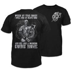 vikingshirt, Shirt, warriorshirt, odinshirt
