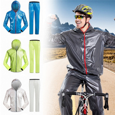 Heavy, rainsuit, Outdoor, Cycling