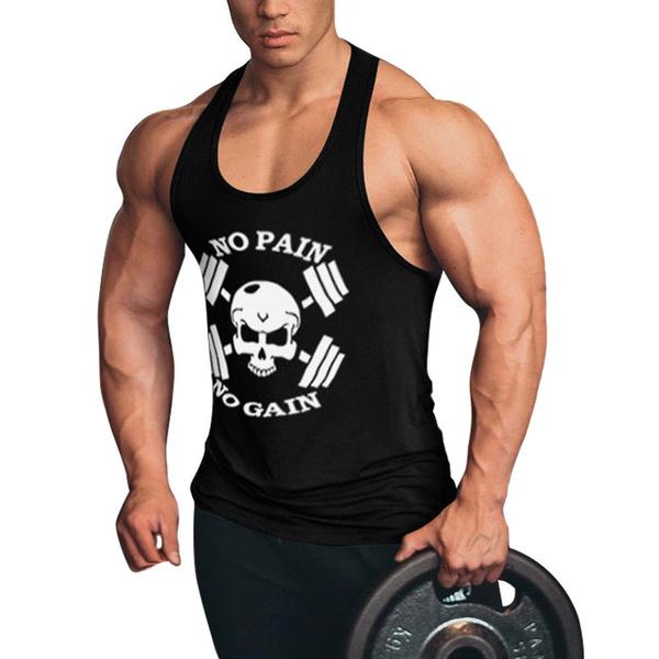 gymtanktop, Vest, Men, Tank