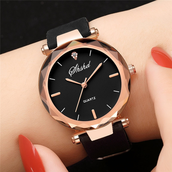 Women's Analog Watches, Fashion, business watch, Clock