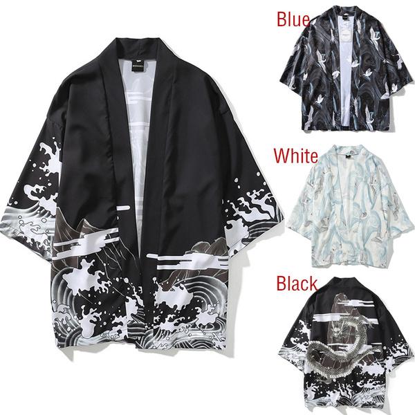 yukata, dragoncoat, vintagetop, Sleeve
