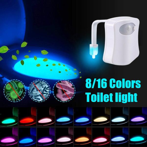 motionsensor, toilet, Bathroom, bathroomdecor