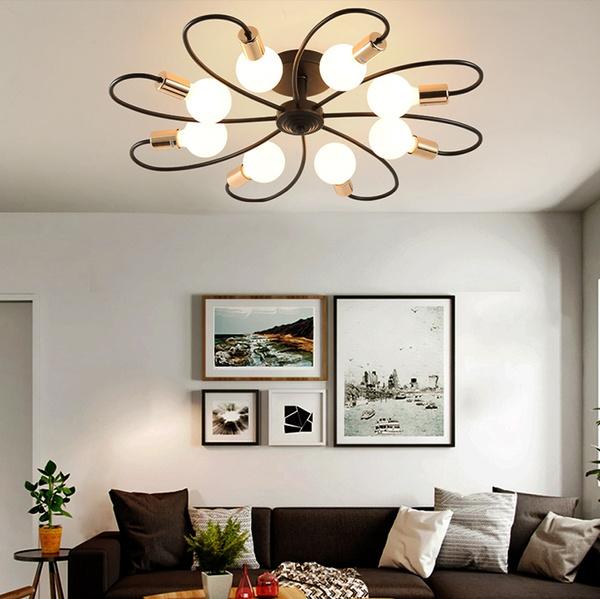 pendantlight, ledceilinglight, ceilinglamp, Jewelry