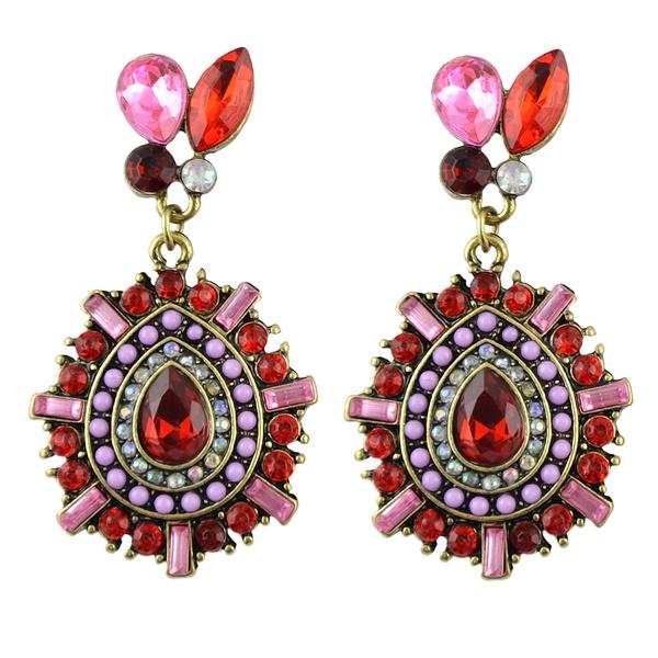 Beads Earrings, Dangle Earring, Jewelry, wedding earrings