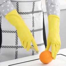 dishwashingglove, Laundry, Waterproof, householdglove