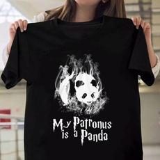 pandashirt, Fashion, mypatronusispandashirt, Shirt