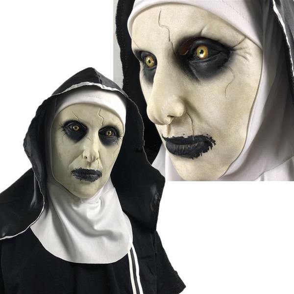 nunmask, scary, Cosplay, ghost