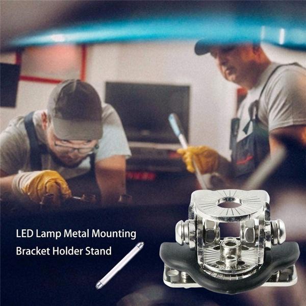 Steel, Stainless, lightbarbracket, carlightmountbracket