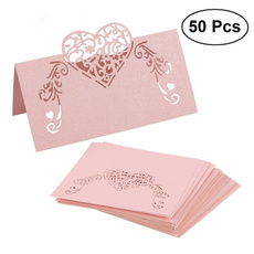 weddingcard, Heart Shape, lasercut, Laser