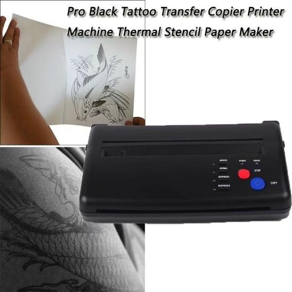 tattoo, Printers, copierscannerprinter, Printer Ink & Toner