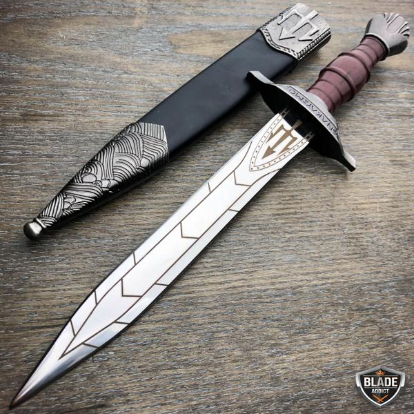 Blade, dagger, fantasyknife, fixedblade