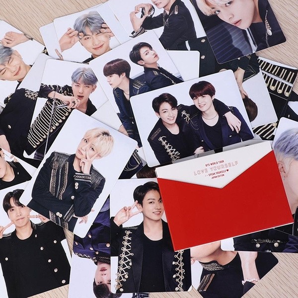 K-Pop, kpopposter, btsphotocard, photocard