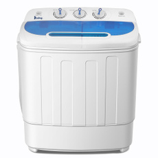 twintubewashingmachine, Blues, washeranddryerset, homedevice