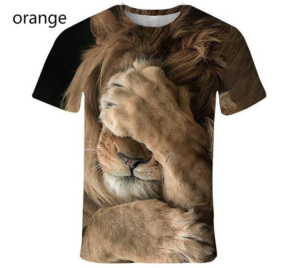 Summer, Funny T Shirt, Sleeve, liontshirtmen
