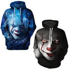 3D hoodies, Fashion, Funny, unisex
