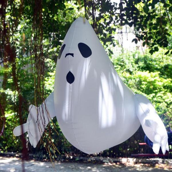 ghost, decoration, Outdoor, halloweeninflatableballoon