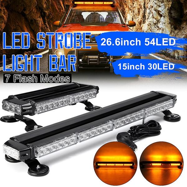 amber, lightbar, led, lightbarled