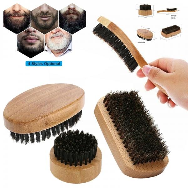 beardbrush, Men, beardshavingbrush, hair