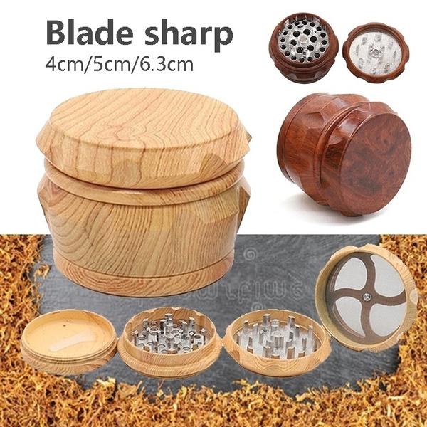 Wood, grinder, weedaccessorie, tobacco