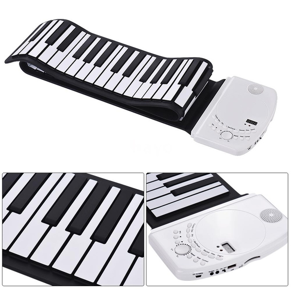 Musical Instruments, musictool, Silicone, softkeyboard