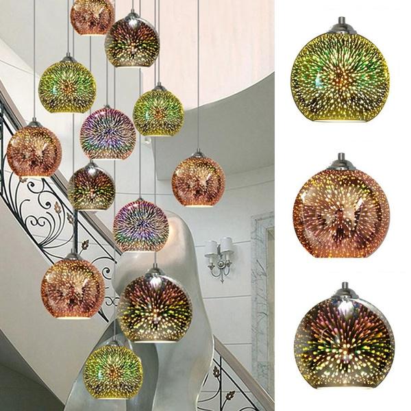 hangingledceilinglamppendant, Decor, ceilinglamp, Home Decor