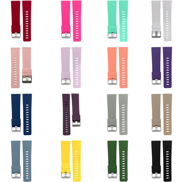 Wristbands, leather strap, Silicone, watchaccessorie
