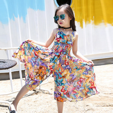 Skirts, Summer, pants, girlspantdres