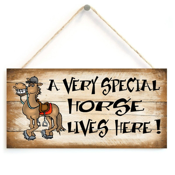 Funny, horse, shabby, Gifts
