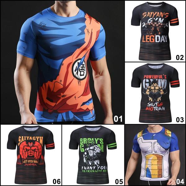 trainingshirt, Shirt, printed, runningshirt