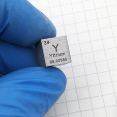 yttriumspecimen, wiredrawingmetalyttriumcube, Metal, rarespecimen