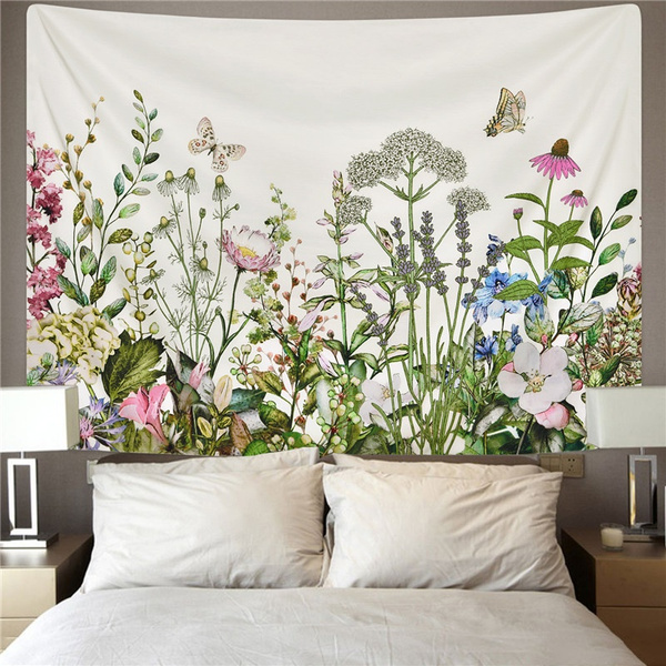 Decor, Flowers, Home Decor, 3dprintingtapestry