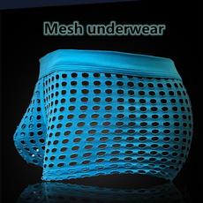 Underwear, Shorts, boxer shorts, meshbrief