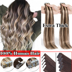 hairextensionshumanhair, human hair, tapeinhumanhairextension, 100% human hair