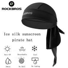 cyclingequipment, piratehat, sunscreenheadgear, uvresistant