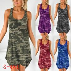 Women Vest, summer dress, vest dress, Mini
