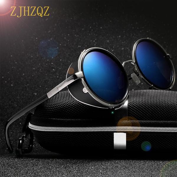 brandmirrorlenssunglasse, Fashion, Goggles, steampunk sunglasses