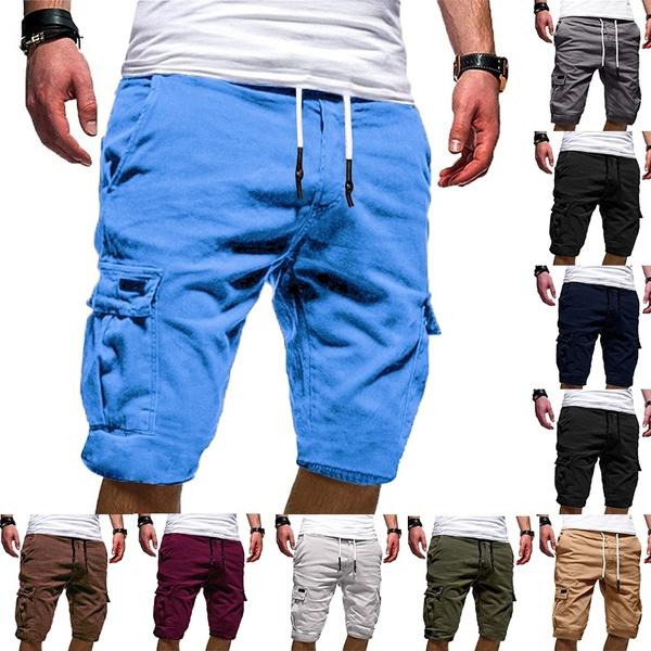 Fashion, pants, purecolorpant, Short pants